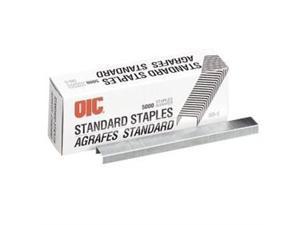 Officemate Staples Standard Chisel Point 5000 Staples/Box 91900