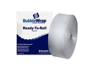 """Sealed Air Bubble Cushioning Material 12""""x250' Roll 3/16"""" Bubble CL 33246"""