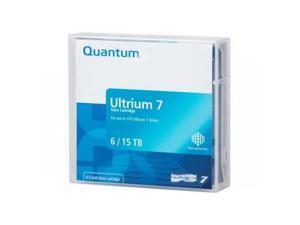Quantum MR-L7MQN-01-10PK Contains Qty 10 Quantum Mr-L7Mqn-01 Ultrium-7 Data Cartridges. 6Tb Native / 15Tb