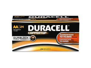 Duracell AA CopperTop Batteries DUR01501