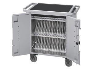 Bretford HGFM2BG1 PureCharge Cart 40 for iPad and iPad mini