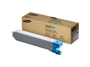 Samsung CLT-C659S Toner Cartridge - Cyan
