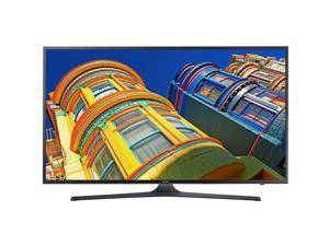 Samsung 6-Series UN55KU6290 55-inch 4K Ultra HD Smart LED TV - 3840 x 2160 - 120 MR - Black
