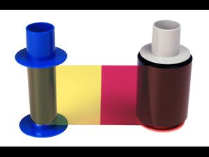Fargo 45715 Color Ribbon + 500 PVC Cards