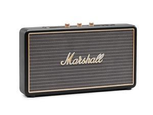 Marshall Stockwell Portable Bluetooth Speaker, Black 4091390