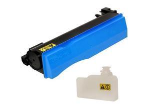 Cyan Toner Cartridge for Kyocera TK-562C ECOSYS P6030cdn, FS-C5300DN, FS-C5350DN, Genuine Kyocera Brand