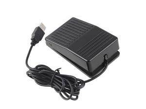 USB Game Foot Pedal Control Keyboard Action Switch HID