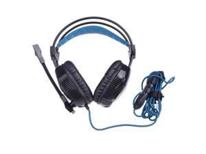 SADES A30 Gaming Headphone Headset Earphone USB Stereo 7.1 Surround with Mic for PC Computer Game