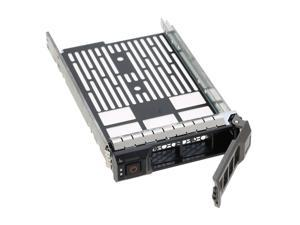 """3.5 """" OF238F SAS SATA Hard Drive Tray HDD Rack for Dell PowerEdge R & T series servers & PowerVault enclosures"""