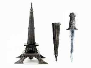 10 inch Eiffel Tower Dagger
