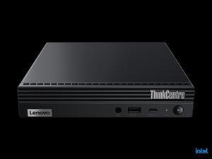 Lenovo Desktop Computer ThinkCentre M60e 11LV004TUS Intel Core i5 10th Gen 1035G1 (1.00 GHz) 8 GB DDR4 256 GB PCIe SSD Intel UHD Graphics Windows 10 Pro 64-bit