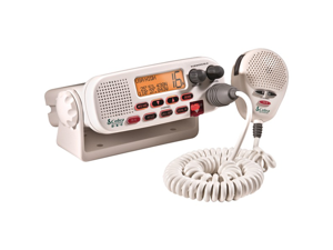 COBRA ELECTRONICS MR F45-D Marine Class D Digital Selective Calling Technology Fixed-Mount 25-Watt VHF Radio