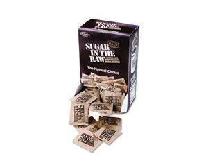 Smucker's 00319CT Unrefined Sugar Made From Sugar Cane, 200 Packets/Box