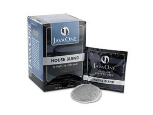 Coffee Pods House Blend Single Cup 14/Box