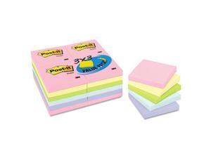 Post-it Notes Pad,Pst It,3x3,24/Pk,Pst 654-24APVAD
