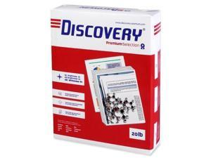 """Discovery Multipurpose Paper 8-1/2""""x14"""" 20 Lb 97 GE 5000Sht/CT WE 00043"""