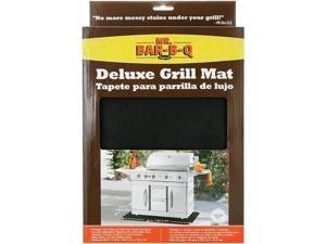 Mr Bar B Q 40124x BBQ Grill Mat 30in x 60in Black