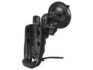 GARMIN 010 12525 02 inReach(R) Powered Mount with Suction Cup