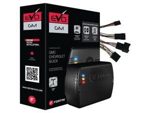 Fortin EVO-GMT4 Preloaded Module & T-Harness Combo (Cadillac(R), Chevrolet(R) & GMC(R) 2007 & Up Full Size Vehicles)
