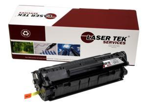 Laser Tek Services® HP Q2612X (12X) High Yield Compatible Replacement Toner Cartridge