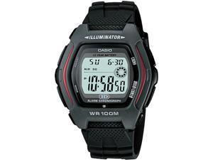 Men's Casio Classic Dual Time Chronograph Watch HDD600-1AV
