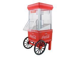 Nostalgia Electrics Coca-Cola Series Hot Air Popcorn Maker