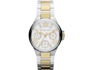 Michael Kors Mini Camille Two Tone Womens Watch MK5760