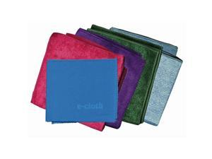E-Cloth 1137991 Starter Cloth Pack 5 Pack