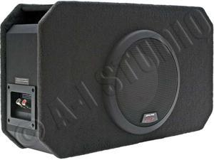 "Alpine SBR-S8-4 8"" Ported Subwoofer Enclosure"