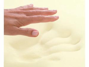 Altimair Queen Size 1 Inch Thick, High Density Visco Elastic Memory Foam Mattress Pad Bed Topper AATQMF01
