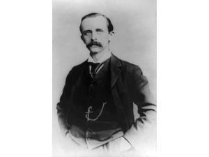JM Barrie Scottish Author Poster Print by Science Source (18 x 24)