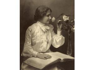Helen Keller American Author Poster Print by Science Source (18 x 24)