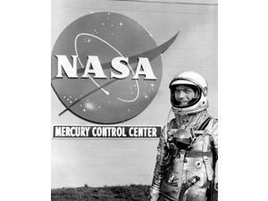Mercury Control Center Astronaut Scott Carpenter Poster Print by Science Source (18 x 24)
