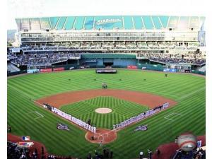 Oakland-Alameda County Coliseum 2010 Opening Day Photo Print (8 x 10)