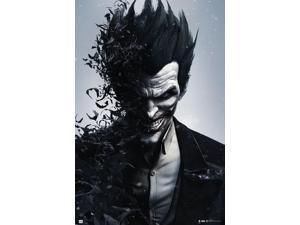 Batman Joker Arkham Origins Poster Print (24 x 36)