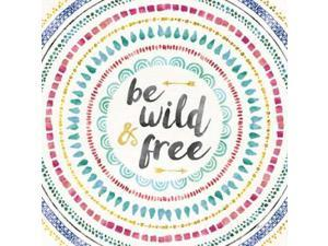 Wild and Free I Poster Print by Jess Aiken (24 x 24)
