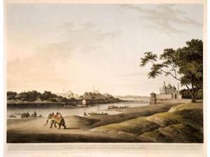 Lucknow Poster Print by Thomas & Wm Daniells (11 x 14)