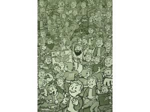 Fallout 4 - Compilation Poster Print (24 x 36)