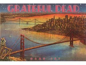 Grateful Dead Dead Set Poster Print (36 x 24)