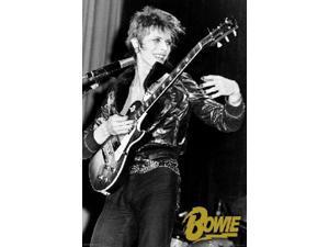 Keith Urban Playing Guitar Poster 24 X 36