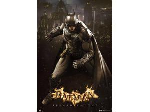 Batman Arkham Knight Poster Print (24 x 36)