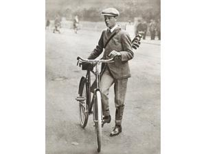 The Prince Of Wales, Later Edward Viii, Seen Here In 1912. Edward Albert Christian George Andrew Patrick David; Later Th
