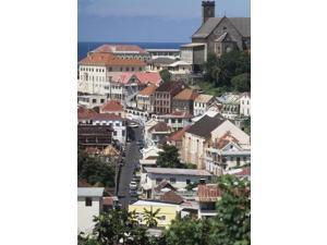 Town Of St Georges Poster Print (13 x 18)