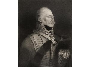 Prince Ernest Augustus 1771 To 1851 Duke Of Cumberland And Tiviotdale King Of Hanover Son Of George Iii Of England Engraved By H R Cook After G Saunders From The Book National Portrait Gallery Volume