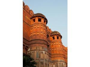 Agra Fort, Agra, India. Poster Print by Inger Hogstrom (24 x 36)