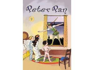 Peter Pan is a character created by Scottish novelist and playwright J M Barrie A mischievous boy who can fly and never grows up Peter Pan spends his never-ending childhood adventuring on the small is