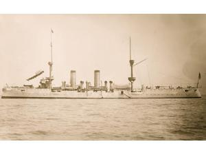 Battleship Albany Poster Print (18 x 24)