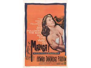 Malaga Movie Poster (11 x 17)