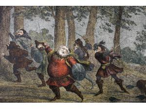 Henry Prince Of Wales Speaks In King Henry Iv Part One Act Iv Scene Ii By William Shakespeare Falstaff Sweats To Death And Lards The Lean Earth As He Walks Along Drawn And Etched By George Cruikshank