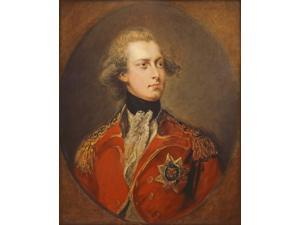 George Iv As Prince Of Wales Poster Print (18 x 24)